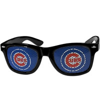 MLB Chicago Cubs Game Day Shades, Black
