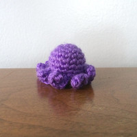 Octopus Catnip Toy - Crochet Cat Toys - Catnip Toys - Unique Cat Toys - Small Kitten Toys - Octopus Plush - Crochet Pet Gifts
