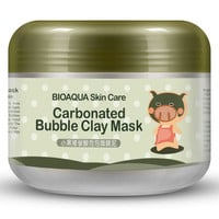 Carbonated Bubble Face Mask