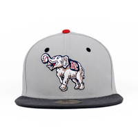 Oakland Athletics Gray, Red, Navy 59fifty By New Era