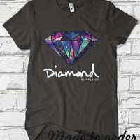 Diamond supply co, Custom T-shirt, print screen T-shirt, Awesome T-shirt for Men, Size s, m, l, xl, xxl, 3xl, 4xl, 5xl