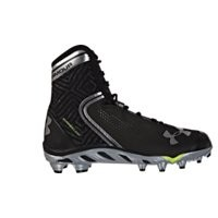 Under Armour Men's UA Spine Brawler Mid Football Cleats