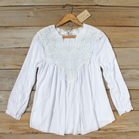 The Shaded Sky Blouse