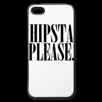 Hipsta Please iPhone 5 Cases
