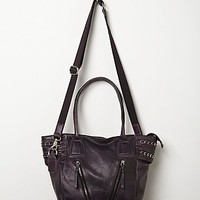 Free People Womens Camden Leather Tote