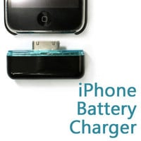 iPad 2 3 4 / iPhone 4S / 4 / 3 / 3GS /iPod Touch 1000mAh Emergency Back up/Mini External Battery/ Portable Travel Power Bank Charger