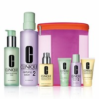 Clinique 'Great Skin Home & Away' Set for Dry/Combination Skin ($89 Value) | Nordstrom