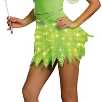women's costume: bright sprite