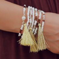Turn to Gold Arm Candy