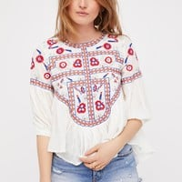 Free People Raji Tee
