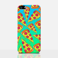 Pizza Tropical iPhone Case