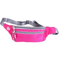 Sports gym bag 4-6 inch Mobile Phone Universal Size Outdoor Sports Waist Bag Money Wallet Pouch Hip Bag Pack Leisure Mini Bag For men or women KO_5_1