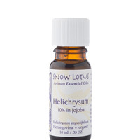 Helichrysum Essential Oil 10% in Jojoba Oil