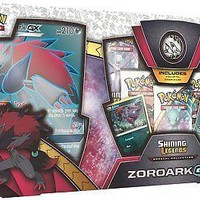 Pokemon Shining Legends Zoroark GX Collectible Cards