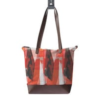 Radiant Cotton Statement Bag