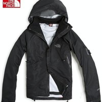 The North Face / Le Si Feisi / North Face Wind Outdoor Professional Men's Two-piece Ja