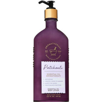 PATCHOULIEssential Oil Body Lotion