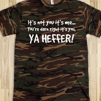UNCLE SI, HEFFER!