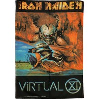 Iron Maiden Poster Flag