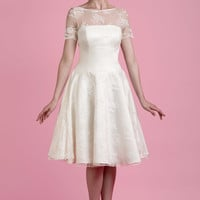 Tobi Hannah Spring 2014 Wedding Dresses — The Wall Bridal Collection | Wedding Inspirasi