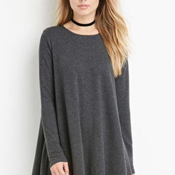 French Terry Trapeze Top