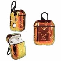 INSPIRED DESIGNER CHAMELEON AIRPOD CASE  - GOLD