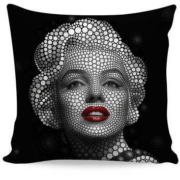 Marilyn Monroe Couch Pillow