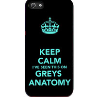 Grey s Anatomy Pattern iPhone 5s For iPhone 5/5S Case
