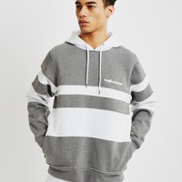 The Hundreds River Pullover Grey - SALE at The Idle Man