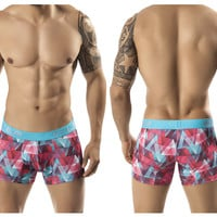 2244 Vitral Boxer Color Green