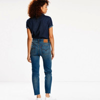 Levi's Women Wedgie Fit Denim Coyote Desert