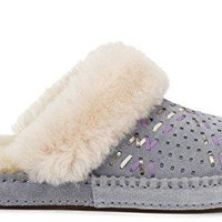 UGG Women's Aira Tehuano Pencil Lead Slipper