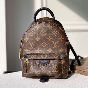 Louis Vuitton LV Hot Sale Backpack Key Case Wallet Fashion Lady Portable Square Box Bag Ribbon Jewelry Box