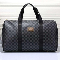 Louis Vuitton LV Women Leather Luggage Travel Bags Tote Handbag-1