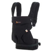 Ergobaby™ Four-Position 360 Baby Carrier in Pure Black