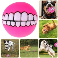 PVC Chew Sound Dogs Squeaky Toys