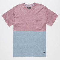 IMPERIAL MOTION Particle Mens Pocket Tee | Pocket Tees