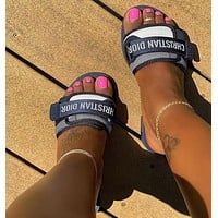 DIOR Fashion casual sandals