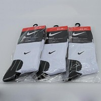 NIKE Woman Men Cotton Socks
