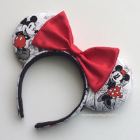 That's Funny! Mickey & Minnie Mouse Ears