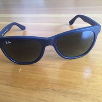 Rayban rb4184 895/96 - Blue, unwanted gift in as-new condition