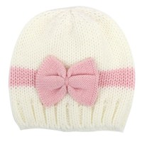 Unisex Ribbon Winter Hat