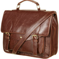 Structured Satchel - Bags & Wallets  - Accessories