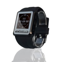 24Kupi Watch for Easy Studying Black - Great for cheating on exams and tests