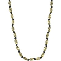 House of Harlow 1960 Jewelry Symbols and Signs Bead Necklace