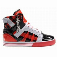 red black white women supra skytops,shop supra skytop high top for lady