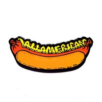 All American Hot Dog Pin