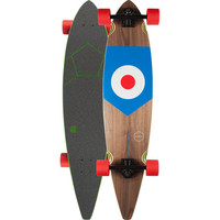 Goldcoast Goal! Usa Pintail Longboard Multi One Size For Men 24578795701