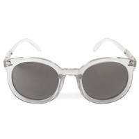 White Summer Fling Sunglass