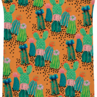 CACTUS - SHIFT DRESS created by jessica-sin | Print All Over Me